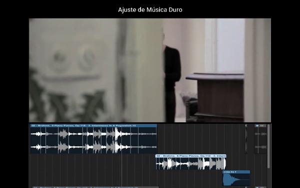 Teaser Lui & Artemis - Ajuste de música duro