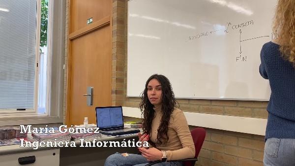 Vídeo promocional grupo 11. ImageMe. Innovar y Emprender.