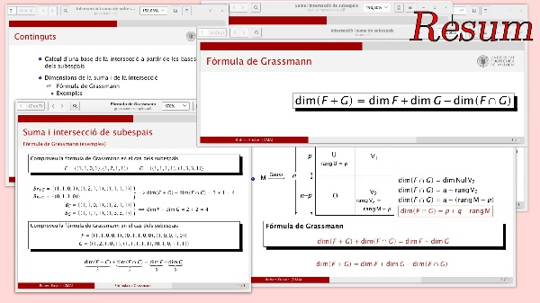 Fórmula de Grassmann