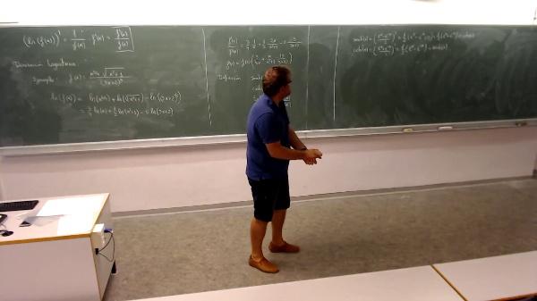 Matemáticas I-14-11-Derivadas de funciones hiperbólicas