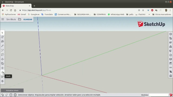 Tutorial Sketchup Web