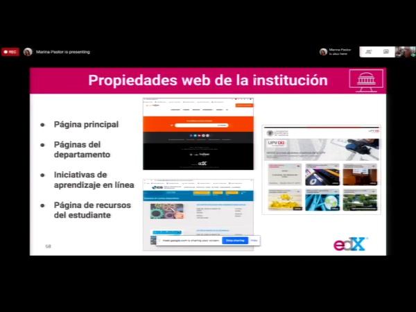 SPOC Gestión de MOOC. Redes institucionales