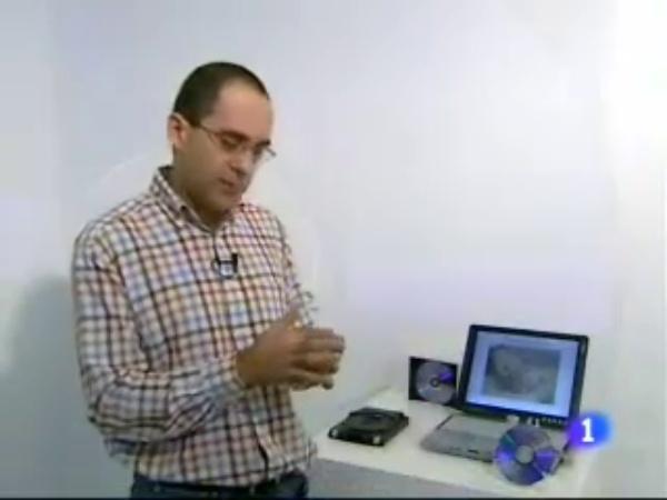 Feria de los Inventos 2010 (noticia en el Telediario 2 de TVE)