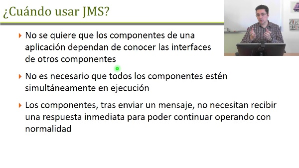 Introducción a JMS