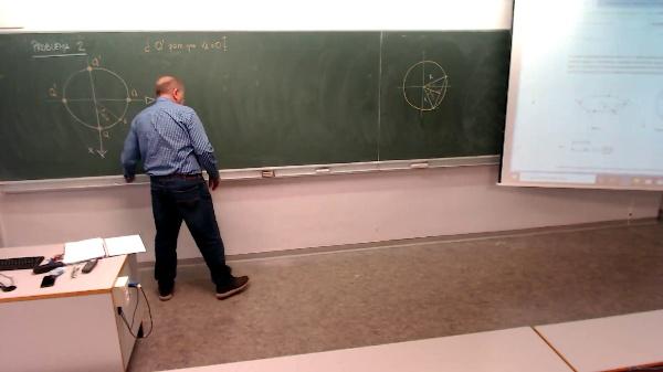 Física 1. Lección 5. Problema 2-1