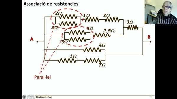 T3E: Resistencia equivalente C (Volumen bajo)