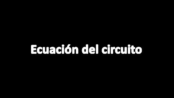 T3E: Ecuación del circuito C