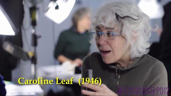 Caroline Leaf. Animando en soledad