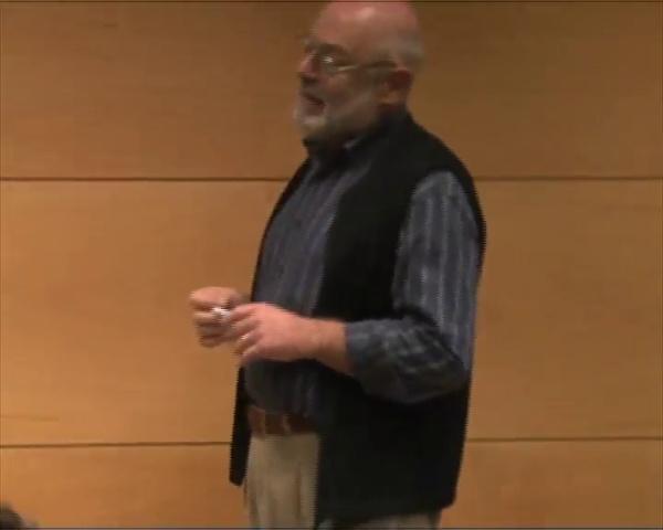 Diego Azqueta - Medio Ambiente y Desarrollo (parte 3 de 4)