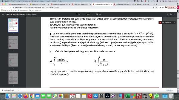 Integrales 7