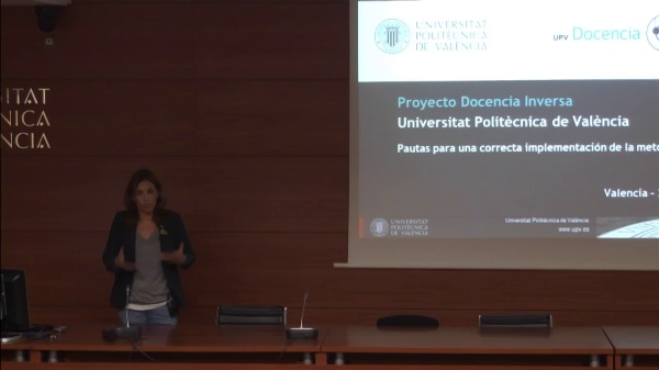 Proyecto Docencia Inversa. UPV