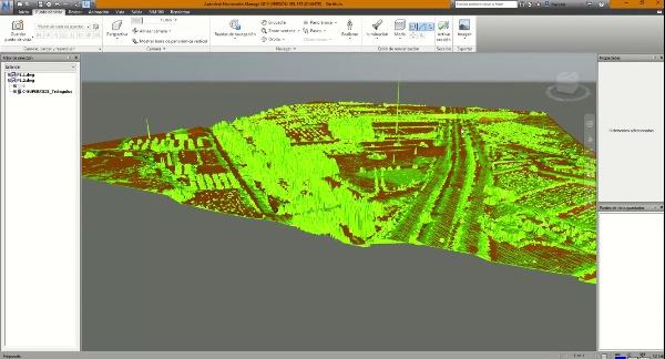 Comparación de Modelo Digital del Terreno y Modelo Digital de Elevaciones