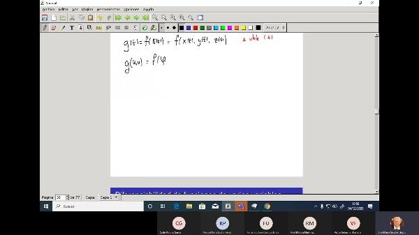 Matemáticas 1 GIOI grupo A  Clase 25