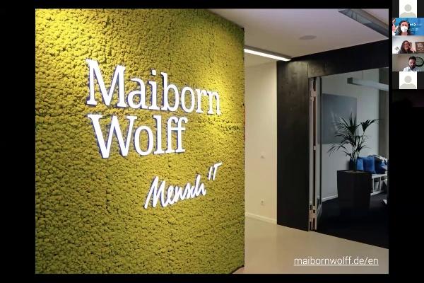 Match Empleo 2021. Maiborn Wolff