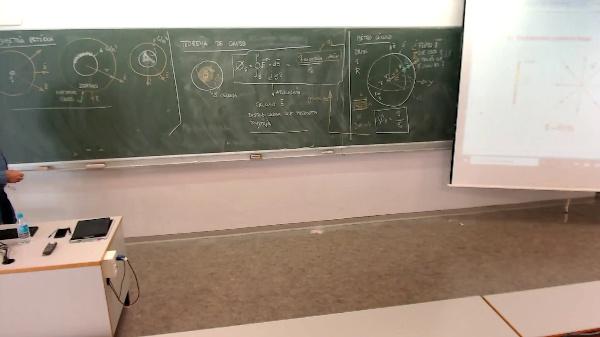 Física 1. Lección 4. Simetría cilíndrica