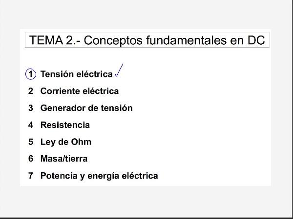 2.3.1.- Generador de tensión. Pila eléctrica