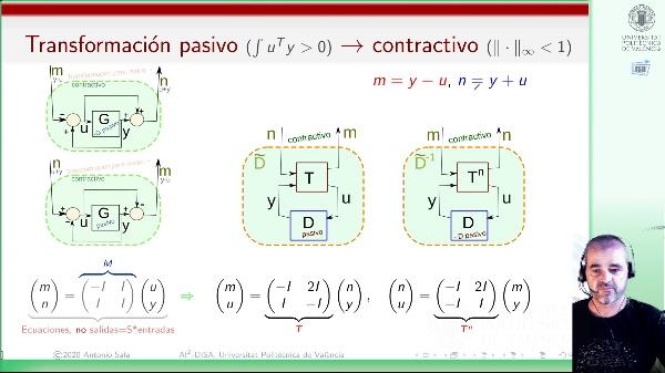 Transformación pasivo-contractivo (parte 2)