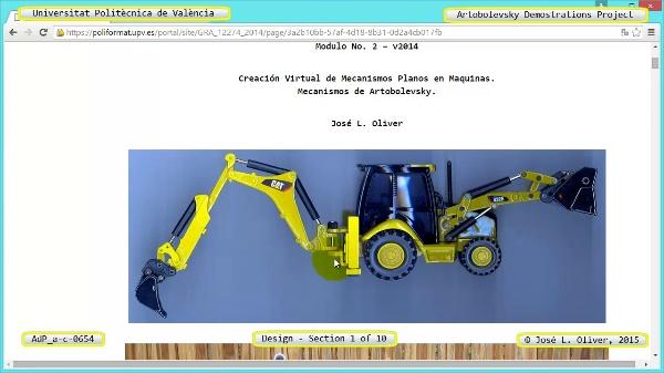 Creación Virtual Mecanismo a-c-0654 con Solidworks - 01 de 10