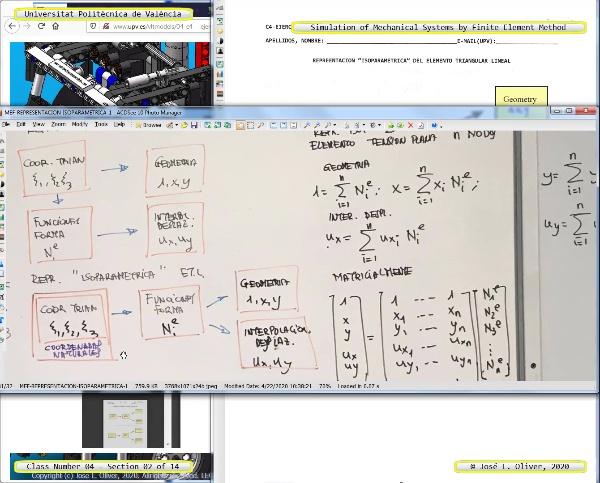 Métodos Numéricos para Análisis Estructural ¿ MN ¿ 2020 ¿ Clase 04 ¿ Tramo 02 de 14