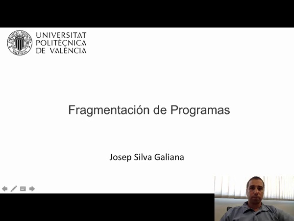 Fragmentación de programas
