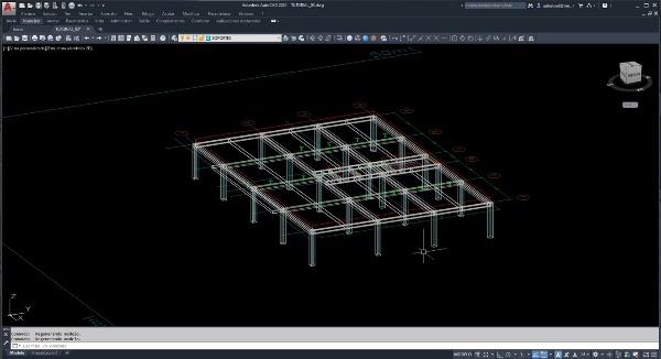 Angle - Tutorial 03. Modelado edificio pórticos de hormigón (2/4) Viento. Combinaciones.