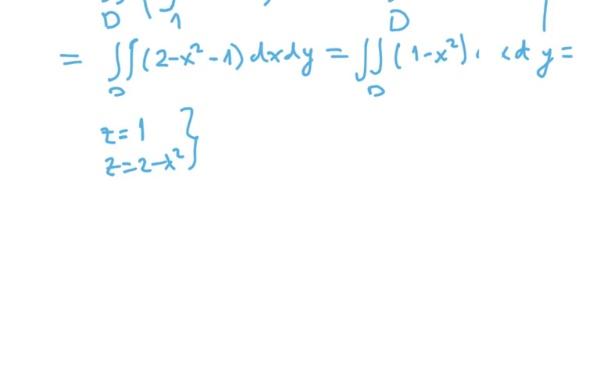 Ejercicio de cálculo de volumen por integración triple
