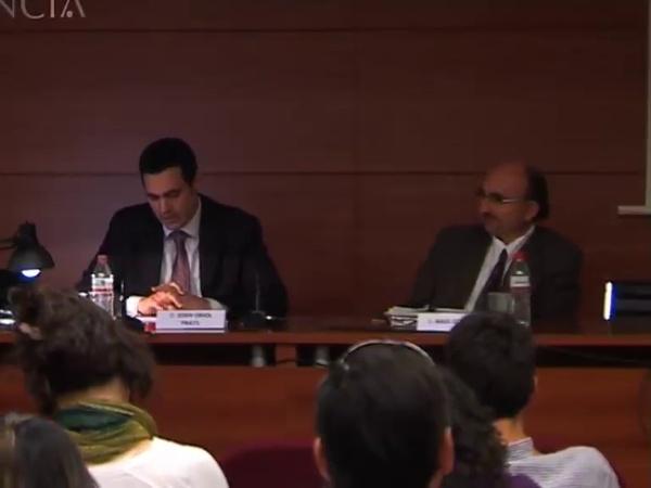 Joan Oriol Prats - Crisis económica, fallos institucionales y consecuencias para los países en desarrollo (parte 4 de 4)