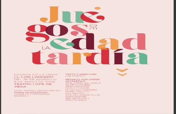 Ejemplos de alumnos de carteles de composición tipográfica