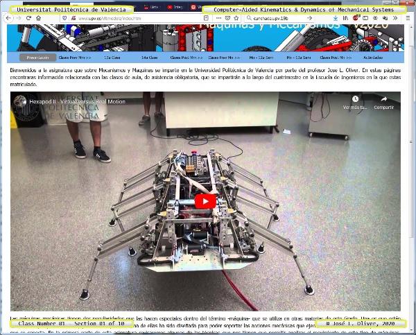 Tecnología de Máquinas ¿ 2020 ¿ TM - Clase 01 ¿ Tramo 01 de 10