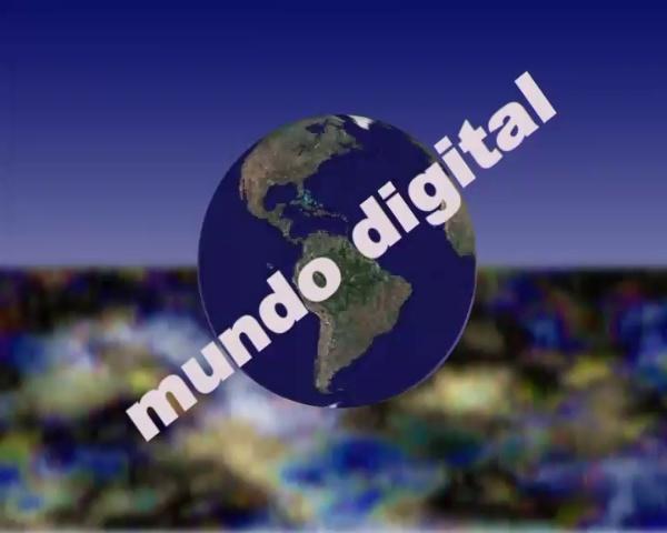 P.1 Mundo Digital. Antonio Cordero