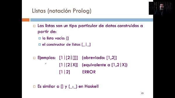 LTP - Tema 4 - Sintaxis. Términos y átomos