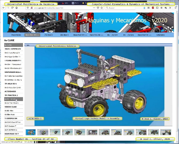 Tecnología de Máquinas ¿ 2020 ¿ TM - Clase 06 ¿ Tramo 01 de 10