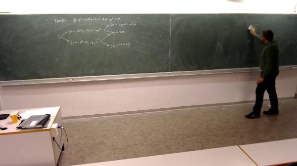 Matemáticas I-31-2-Ejemplo 2 Determinar los puntos críticos de la siguiente función