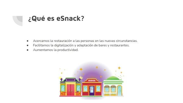 Proyecto eSnack GPR