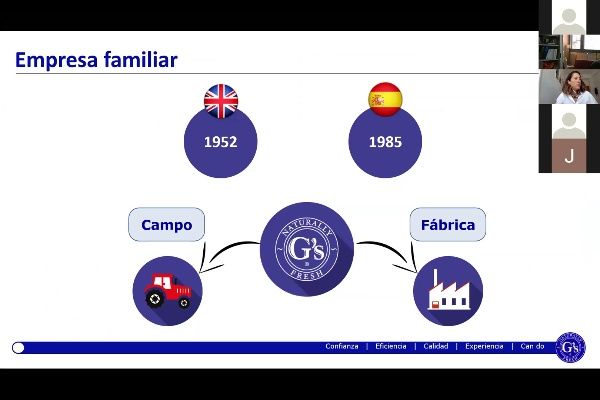 Match Empleo 2021. Grupo G's España