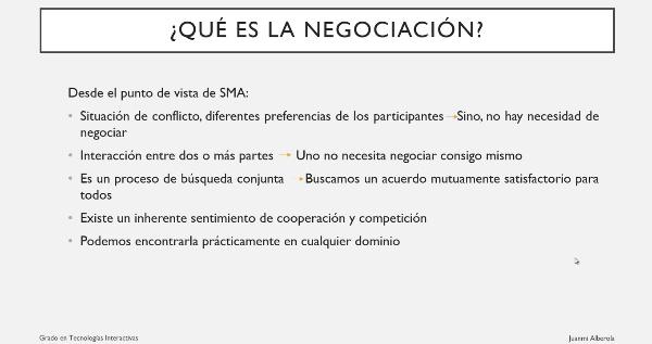 02-Negociación en sistemas multiagente