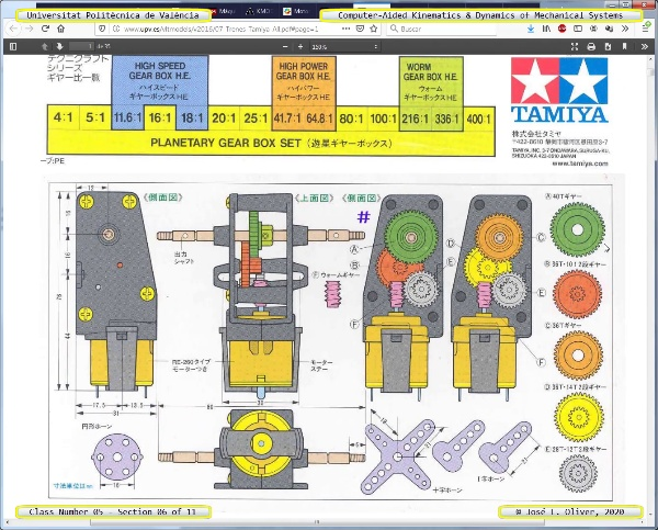 Tecnología de Máquinas ¿ 2020 ¿ TM - Clase 05 ¿ Tramo 06 de 11