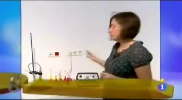 Feria de los Inventos 2010 (noticia en +Gente de TVE)