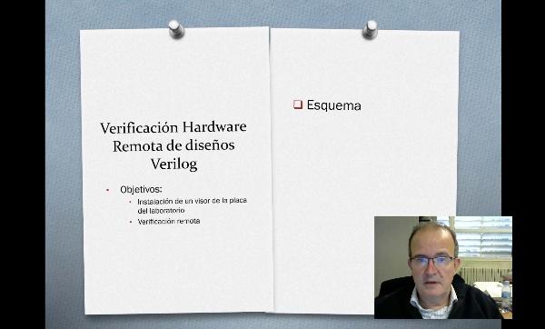 Verificación de diseños remotamente