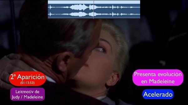 Analisis sonoro de leitmotivs en Vertigo (Alfred Hitchcock, 1958)