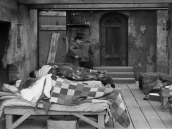 The Professor (1919) Charlie Chaplin