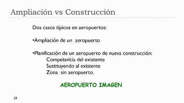 Ingeniería aeroportuaria resumen tema 3-2 para examen.