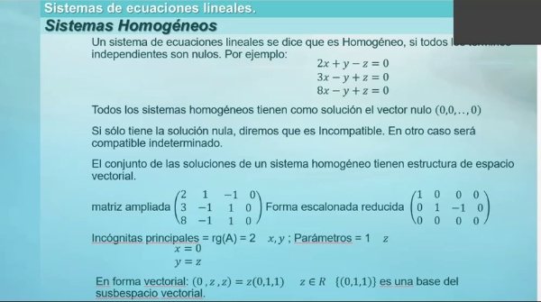 M1-ELE-28 -SEL Homogéneos