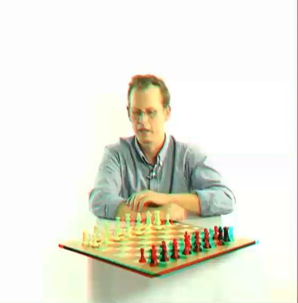 Rafa Ajedrez 3D con audio