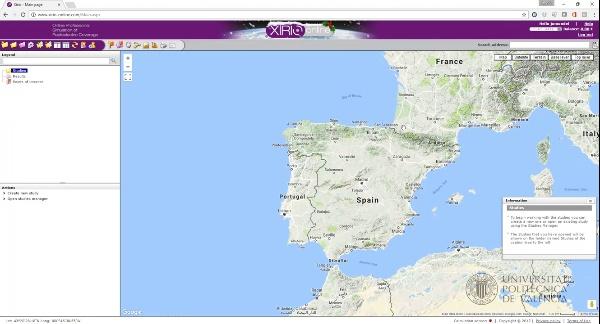 Cálculo de coberturas con Xirio-Online