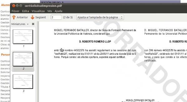 solicitar actas y certificados 2