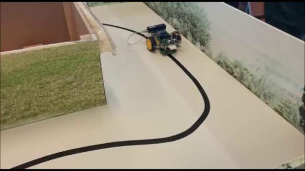 Coche Robot Seguidor de Lineas