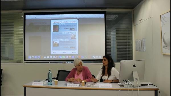 I seminario de artistas y ecologia CIAE UPV Parte 1