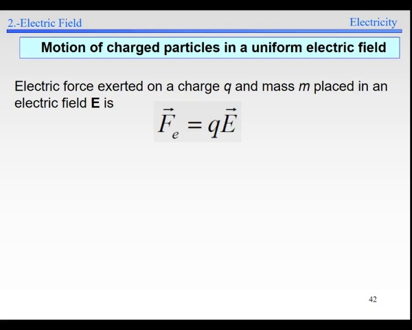 Elec-1-Electric Field-S42-E field trajectory
