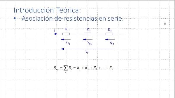 Explicación práctica 1 Tecnologia eléctrica, Electrónicos